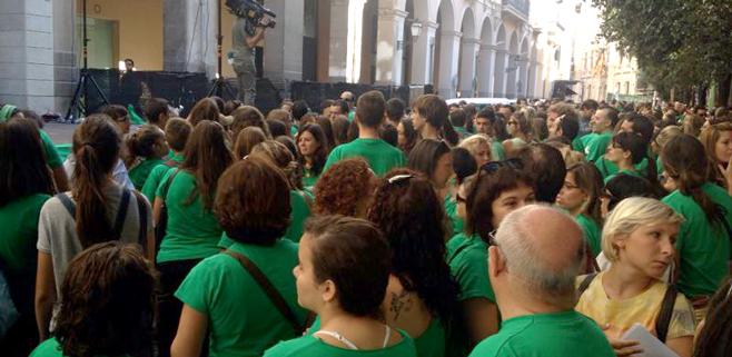 Más de 2.000 personas se vuelven a manifestar ante el Parlament