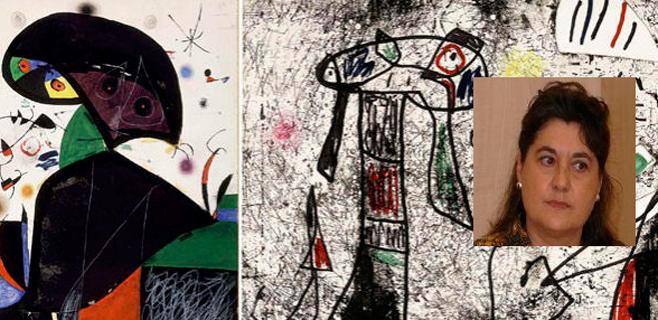 La Fundación Miró mantiene a Elvira Cámara en el cargo pero la expedienta