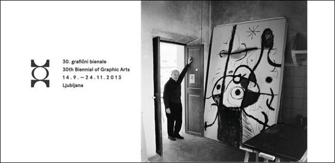 Joan Miró se expone en Eslovenia