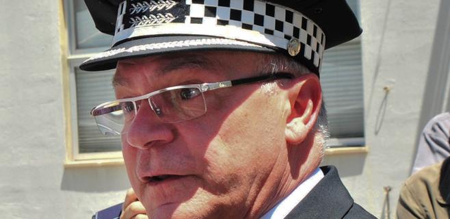 El escándalo de la Policía Local se lleva por delante al Jefe del Cuerpo