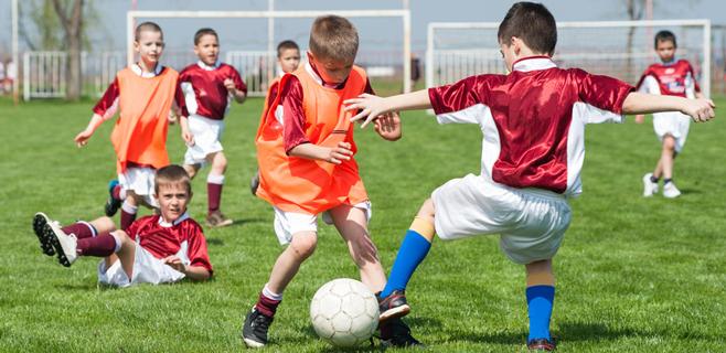 Practicar deporte mejora las notas