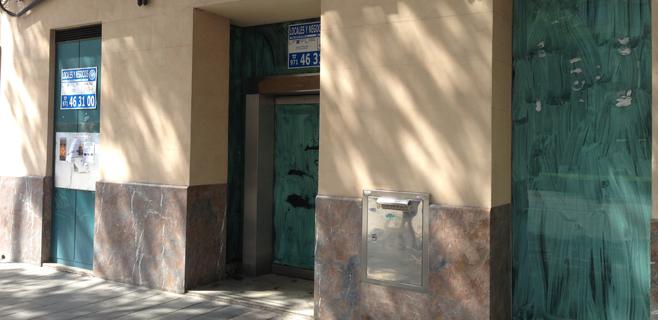 El número de sucursales bancarias retrocede en Baleares al nivel de 2003