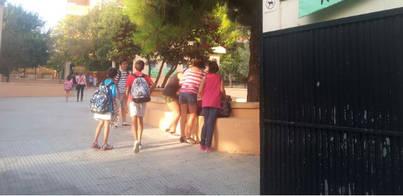 Los padres de alumnos se movilizan
