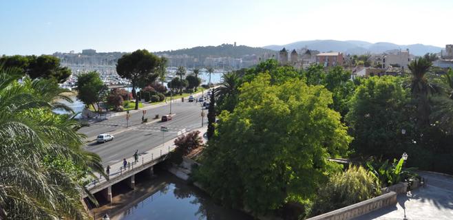 El Govern propicia un gran concurso de ideas para el Paseo Marítimo de Palma