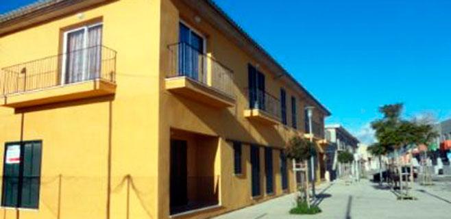 Sareb cede 75 viviendas al Govern para que las destine al alquiler social