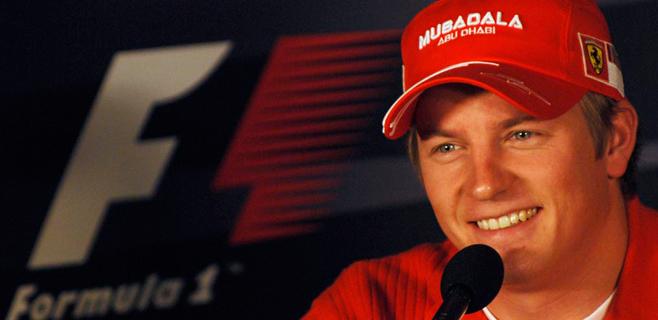 Raikkonen vuelve a Ferrari