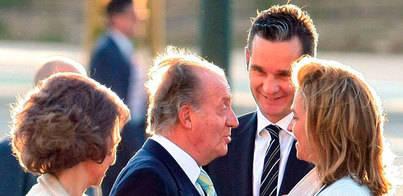 Hacienda revela transferencias bancarias del rey a los duques