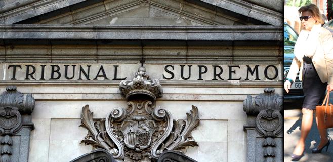Munar confía en que el Tribunal Supremo la absuelva en la vista de hoy