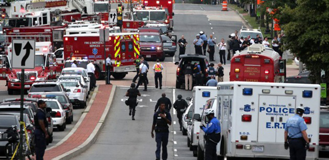 13 muertos y 8 heridos en un tiroteo en Washington