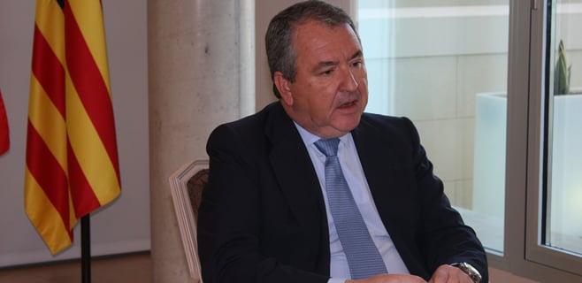 El Govern cesa a José M. Urrutia como presidente de la Autoridad Portuaria