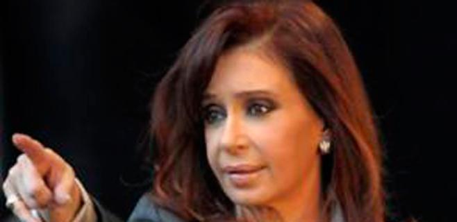 Cristina Fernández sufre un hematoma cerebral