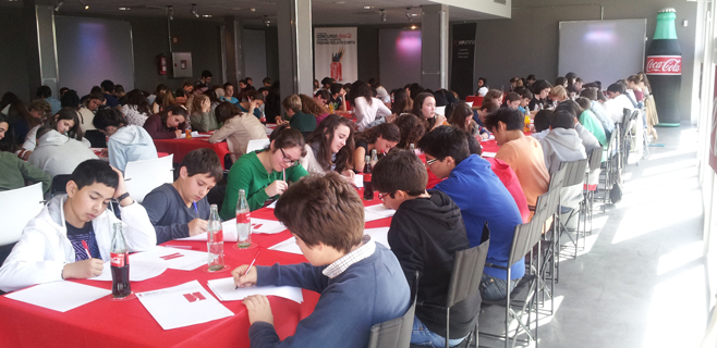 La RAE se suma al Concurso Coca-Cola Jóvenes Talentos