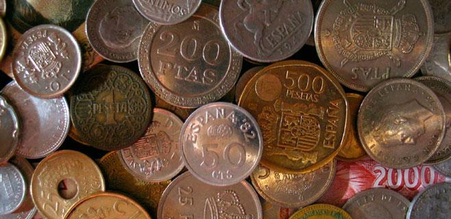 Aún se guardan pesetas por valor de 1.679 millones de euros