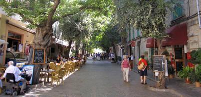 El comercio de Valldemossa sale a la calle
