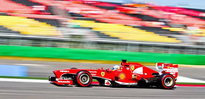 Alonso saldrá quinto en el GP de Corea