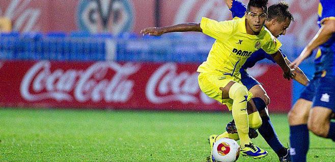 El Atlètic Balears reafirma su liderazgo derrotando al Villareal