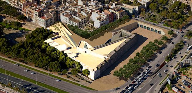 Aprobación general al proyecto del nuevo hotel en el Baluard del Príncep