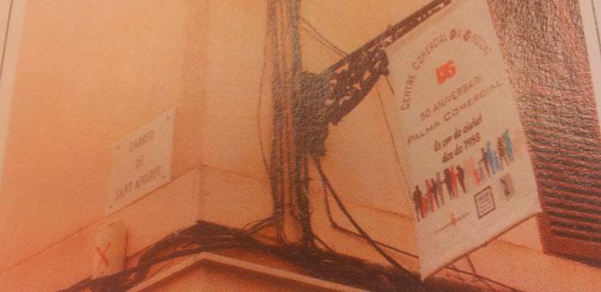 Bellinfante quiere resucitar S. Miquel, Sindicat y Jaume II con Palma Centre