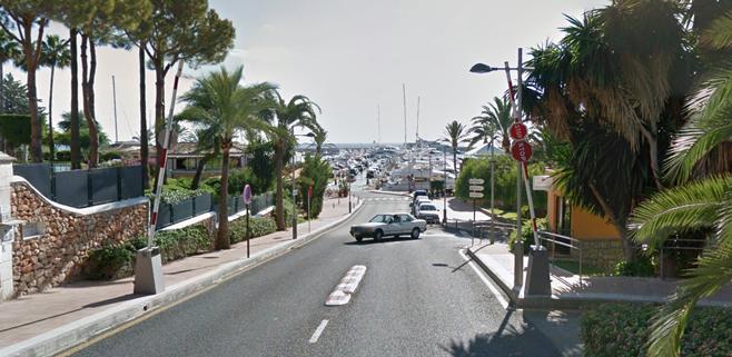 Puerto Portals baja las barreras y deja sus instalaciones sin libre acceso