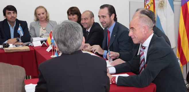 Bauzá destaca la importancia del viaje oficial para tener nuevas oportunidades