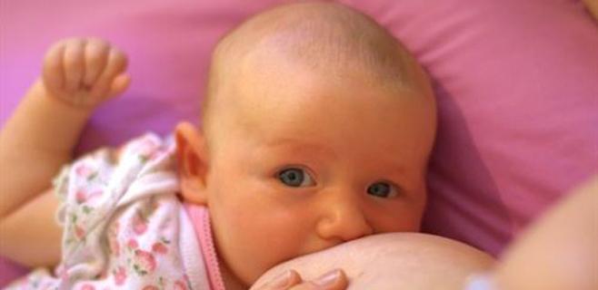 La leche materna, clave para proteger a los bebés del VIH