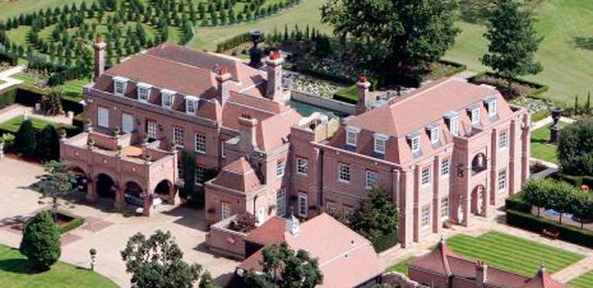 David y Victoria venden Beckingham Palace
