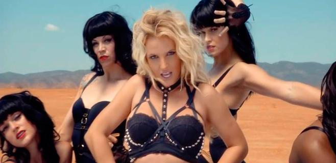 Sadomasoquismo en el último vídeo de Britney Spears