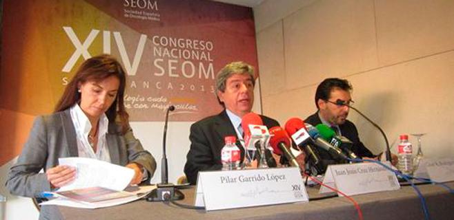 Cada día 600 españoles descubren que tienen cáncer