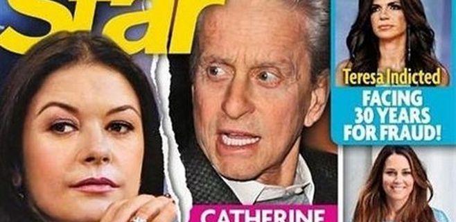 Michael y Catherine vuelven a estar juntos