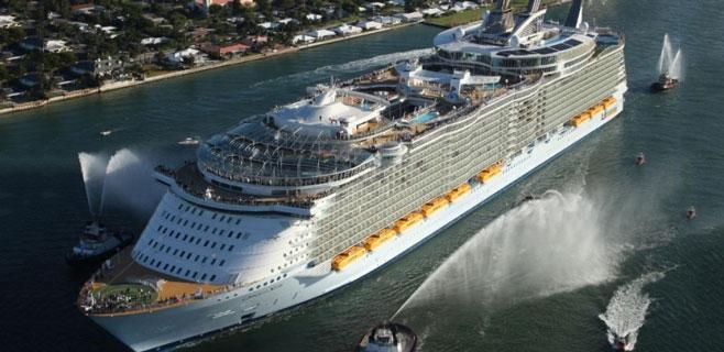Balears sigue perdiendo cruceristas