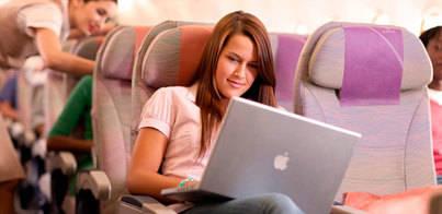 EEUU permitirá dispositivos electrónicos en todo el vuelo
