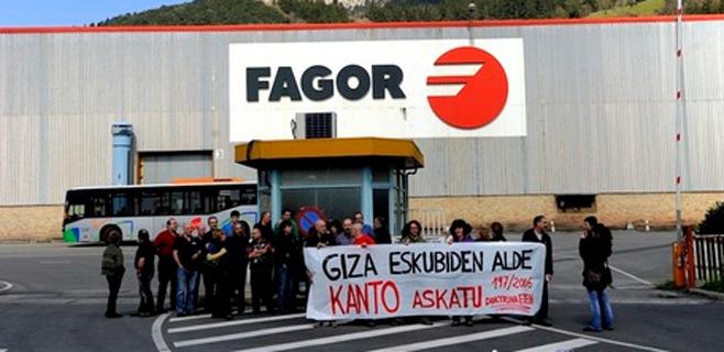 Fagor solicita el preconcurso de acreedores
