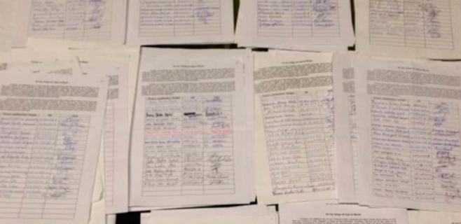 Las firmas recogidas contra la prisión preventiva de Munar superan las 2.000