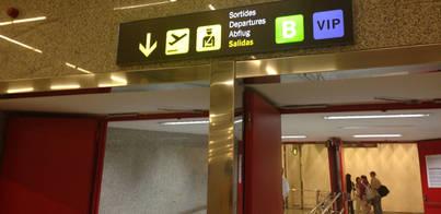 La Cámara pide la terminal interislas para los vuelos a Madrid y Barcelona