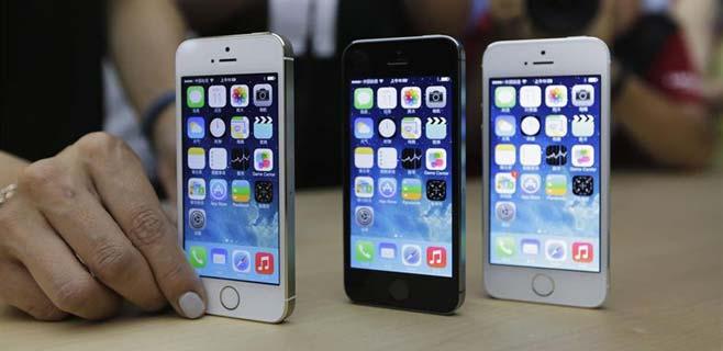 Los iPhone 5S y 5C estarán disponibles en España el día 25