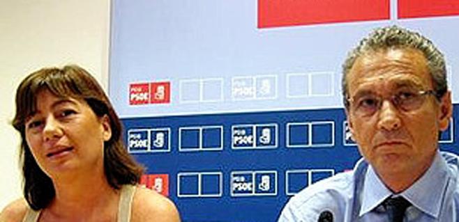 Jaume Garau es la apuesta del sector oficialista del PSIB a Cort para 2015
