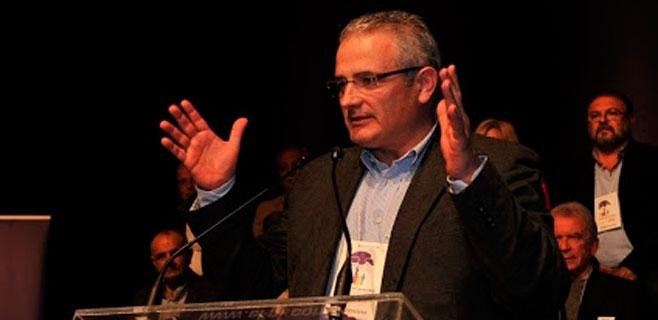 Jaume Font no quiere tener en el partido afiliados sin oficio ni beneficio