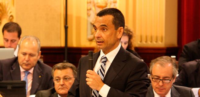 García subraya que en Balears se generan 16 puestos de trabajo cada día