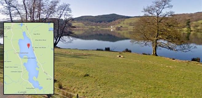 Ebay saca a subasta un lago en Inglaterra