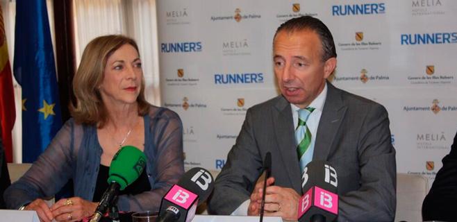 Palma acogerá la primera maratón sólo para mujeres