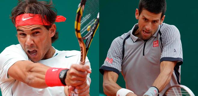 Nadal saca más ventaja a Djokovic antes de París