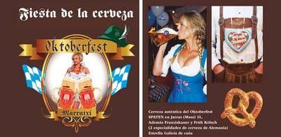 Marratxí celebra su primera Oktoberfest