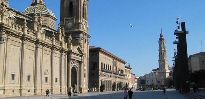 Una explosión en la Basílica del Pilar obliga a su desalojo