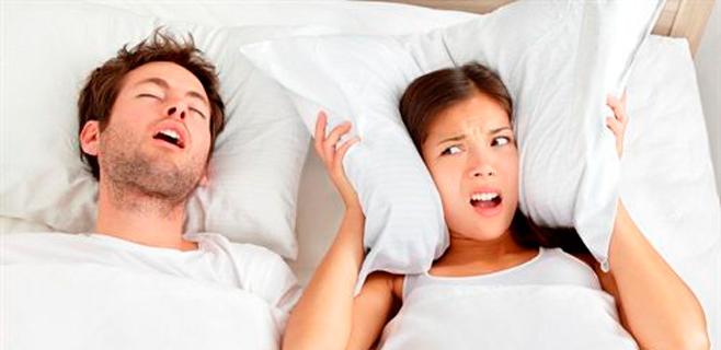 3 de cada 10 españoles no pueden dormir por los ronquidos