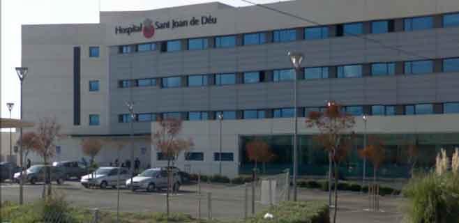 Derivar pacientes al Sant Joan de Déu le cuesta 14 millones al Govern