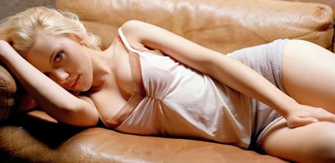 Scarlett Johanson, coronada como la más sexy