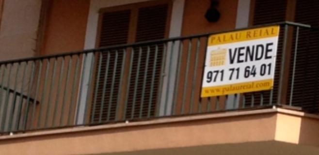 El precio de la vivienda usada baja en Balears un 0,6 por ciento en octubre