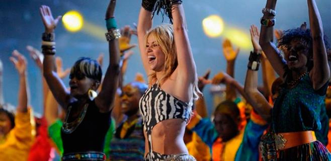 Shakira repetirá el