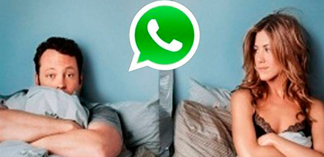 28 millones de parejas rompen por el Whatsapp