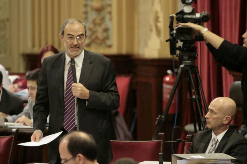 El PSIB cifra el gasto en protocolo de Bauzá en 151.000€: